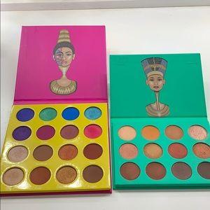 Juvias Place Eyeshadow Palettes